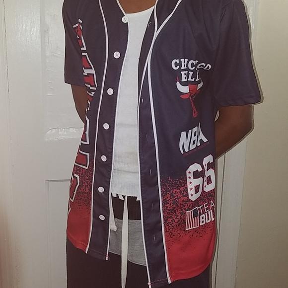 buy popular 3e0ee 442c5 Chicago Bulls Jersey SHIRT